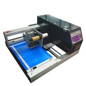 Aluminum Hot Foil Stamping Machine,Automatic Digital Hot Foil Stamping Machine for diary book,hardcover