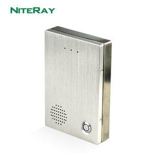 Nerive Новый Полностью Водонепроницаемый Дверной колокольчик SIP для управления доступом в офисе Y1128