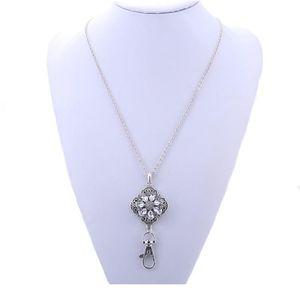 BOOM VITA 2019 Nuovo Snap Jewelry Jewelry Working ID Holder Lanyard Snap Pendant Collana Fit 18mm Pulsante a scatto Gioielli fai da te Snaps Bbyuig