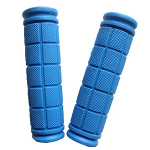Rubber Bike Handlebar Grips Cover BMX MTB Mountain Bicycle Handles Anti-skid Bicycles Bar Grips Fixed Gear Parts DDF3196
