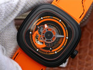 amazing SF spaceship wrist watch. Cool avant-garde design, invincible imitation. 47mmX47mm, five colors are available