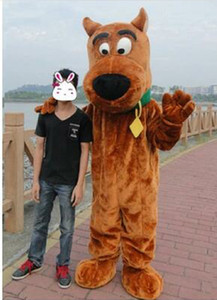 Scooby Doo Mascotume Dog Costume 의상 사용자 정의