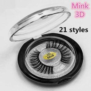 Eyelashes 3D False Eyelashes Lashes Thick HandMade Lashes Fake Makeup Eyelash kit beautiful