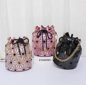 Laser Transformed Lady Bag Handbags Purses Lady Bucket Fashion Bags Chain Crossbody Bag Shoulder Tote Bags