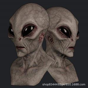 Headgear Alien Mask Halloween Horror Headdress реквизит