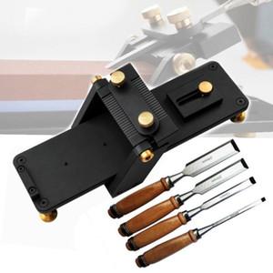 Нож Затоковая система Алюминиевый Угловой Рамка Нож Точилка для ножей Камень Деревообрабатывающий инструмент для резьбы с дороги