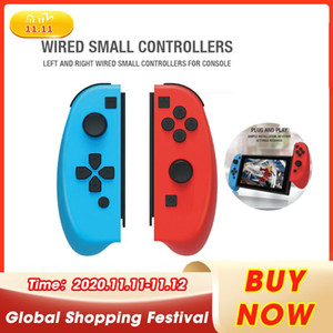Left + Right Game Controller For Switch Gamepad Console Joypad Gamepads Games Accessories