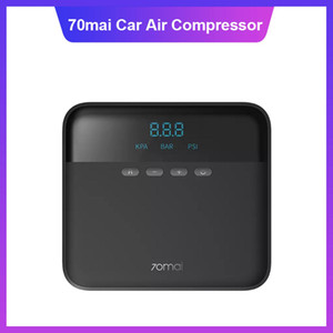 Xiaomi Youpin 70mai Air Compressor Lite 12V 70mai Protable Electric Car Air Pump Mini Compressor Tire Inflator Auto Tyre Pumb