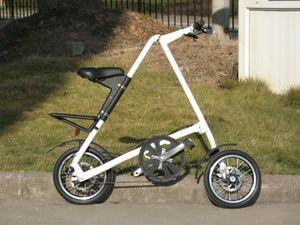 Bicicleta dobrável, bicicleta leve, bicicleta dobrável da moda