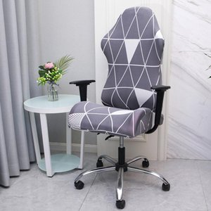 Household Gaming Chair Cover Spandex Office Chair Cover Elastic Armchair Covers For Computer Chairs Slipcovers Housse De Chaise