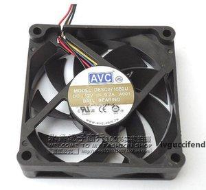 Soğutucu Master için Riginal A7015-45RB-3AN-C1 70 * 70 * 15mm 7 cm Bilgisayar CPU Soğutma Fanı DESC0715B2U 0.7A