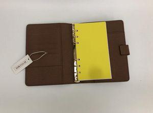 NOUVEAU MENS MONTAGE CASSIQUE CASIAL CAST DE CRÉDIT ID Porte-identifiant Qualité Notebook Ultra Slim Portefeuille pour homme / Womans