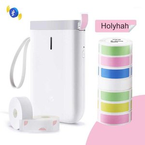 D11 Wireless Labels Printer Portable Bluetooth Labels Printer for Home Office Fast Printing KQS81