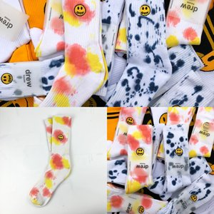 Cute drew Cartoon Animals Highlighters Lovely Kawaii Paint Marker Pens Smiling tie-dye face Drawing Chalk Liquid Mini Stationery School sock