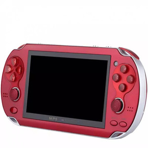 X7 Multi-Functional Portable Handheld Game Player MP5 Video Player 64 Bit Games Video Game Consoles