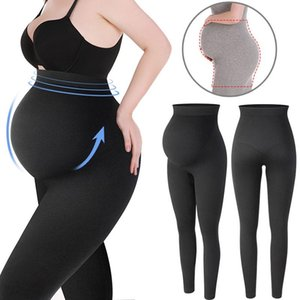 High Waist Maternity Leggings Pregnant Waist Belly Support Legging Women Pregnancy Skinny Pants Pregnancy Body Shaping Panties