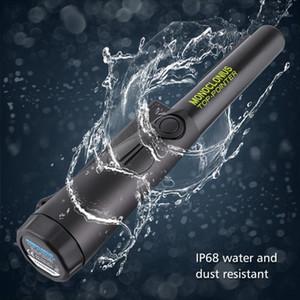 Detector de metales de metales industriales de puntero industrial impermeable impermeable Detector de metales de oro Detector de metales
