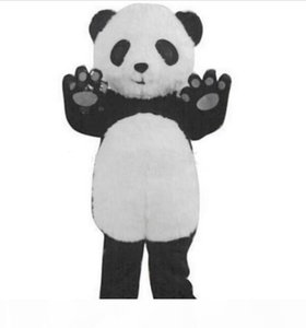 Free Shipping New Panda Mascot Costume Fancy Dress Adult Size : S M L XL XXL