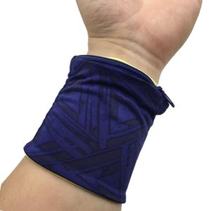 Wrist Wallet Pouch Bag Band Zipper Running Travel Gym Cycling Safe Sport Fashion
