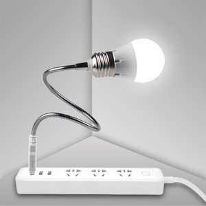 6 SMD 5730 LED Bulb LED night light with USB light bulb Book lamp work reading light lamp portable with lights outdoor