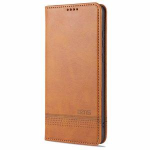 Cubierta de billetera de billetera colorida original aristocrática linda para OPPO A72 / A73 / A53 5G