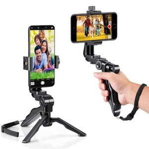 universal Holder Flexible Octopus Tripod Bracket for Mobile Phone Camera Selfie Stand Monopod Support Photo Remote Control