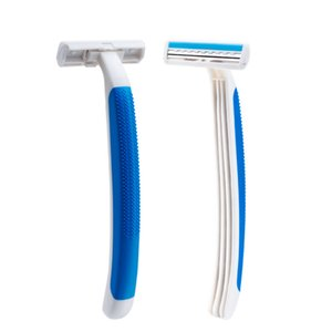 Hotel Disposable Razors Single Use Travelling Razor For Man Double Layer Shaver Disposable Razor For Bathing Place