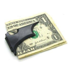 3 색 121x36mm 배트맨 모양의 돈 클립 남자 마그네틱 접이식 카드 금속 홀더 지갑 현금 계산 현금 클립 rcudd