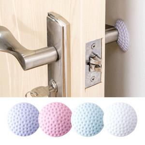 1PCS Door Handle Bumper Rubber Stop Knob Lock Crash mat Pad Wall Protector Guard Door Stopper for Bathroom