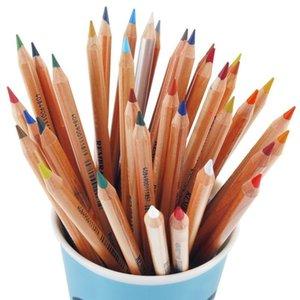 Lyra 36/72 cores Rembrandt Polycolor Color Lápis De Desenho Crayons Lapices de Colores Lápis Coloridos Arte Supplies Y200709