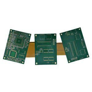 인쇄 된 LED PCB 전문 더블 사이드 다중 레이어 Rigidflexible 보드 맞춤형 PCB 보드 OEM PCB 어셈블리