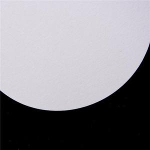 100 unids / bolso 9cm Filtro redondo Papel de filtro de filtro cualitativo Papel de velocidad de velocidad de velocidad de la velocidad del filtro de papel BBYafs