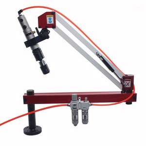 M5-M24 Universal Working Reach 1500MM Automatic Pneumatic Tapping Machine Air Tapper Tool With Overload Protection Chucks1