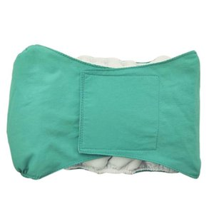 Cinturón a prueba de fugas Pantalones reutilizables transpirables al aire libre Pantalones fisiológicos Pantalones fisiológicos Pantalones de entrenamiento lavables Calzoncillos para mascotas Diaper sanitario