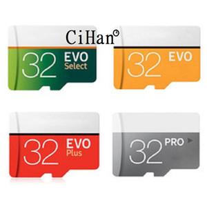 100 % 실제 용량 64GB 32GB TF 메모리 카드 EVO Plus Pro EVO Select Class 10 휴대폰 스피커 용 고속 8G