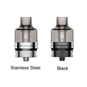 VOOPOO PnP Pod Tank 4.5ml Cartridge Double Holes Air Intake Design Atomizer Compatible with all PnP Coils Original
