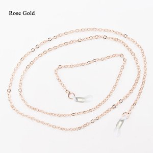 2020 New Reading Glasses Chain For Women Beads Sunglasses Cords Strap Pearl Beaded Eyeglass Chain For Women Glasses Lanyard H bbyszd