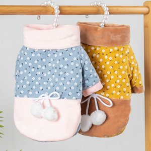 Pet clothes autumn and winter new cat dog clothes clothing autumn Teddy Fight autumn two foot clothes costume