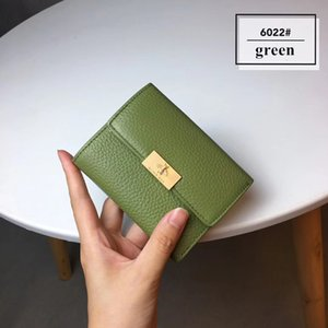 NEW Bag Women Genuine Designer Bee Short Purse Leather Cute Wallet Coin HOT2020 Sqqfp