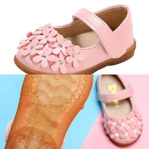Top kids flowers New applique shoes for girl princess Leisure children shoes 2020 fashion Lovely girls toddler sandals