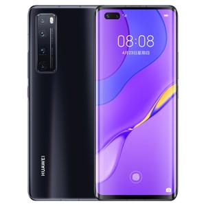 "Original Huawei Nova 7 Pro 5G Handy 8 GB RAM 128 GB ROM 256GB ROM KIRIN 985 Octa Core Android 6.57 ""64mp Gesicht ID Fingerabdruck-Handy"