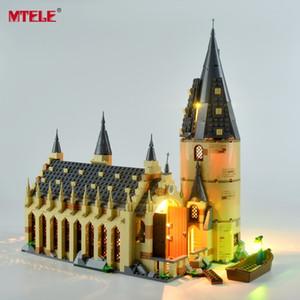 MTELE LED UP KIT لمدة 75954 مجموعة ضوء القاعة العظيمة متوافقة مع 16052 (لا تشمل النموذج) Q1125