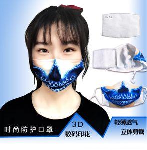Vy2g Ship Ship Shipping Cycling Face Mask Maschere 3D Butterfly Stampa Outdoor Face Cover GAITER FABBANDS Unisex Neck Sports Bandana Maschere da equitazione X387FZ
