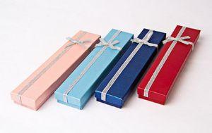 High quality,bracelets box Pearl paper cross flower bracelets box gift boxes, packaging display box Color Optional Shipped Randomly DWE3297