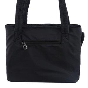 Oxford Large Capacity Long Shoulder Bag Shopping Tote Beach Tote Bag 2 Piece Nylon Storage