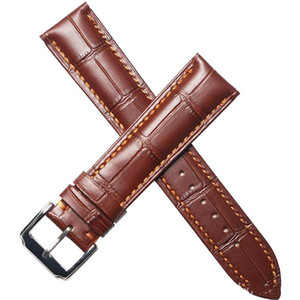 Genuine Leather Watch Strap Watches band 22mm 20mm 18mm 19mm 21mm Watchband s Men Women Wristband