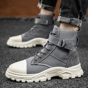 2020 hombres mujeres invierno impermeable botas de nieve clásico clásico gracoso tobillo cálido medio rodilla chocolate