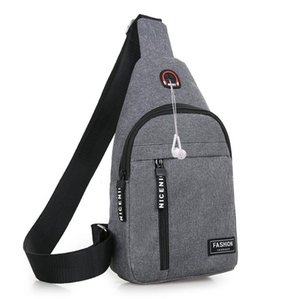 Fashion Men Messenger Bag Phone Pocket Crossbody Bag For Men Shoulder Handbag Multifunctional Male Small Flap Black