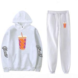 Charli Damelio Merch Hoodie Sweatshirt Sweatpants Suit charlie damelio Shirt Trousers Sets Unisex Clothes Bottom Pullover Top T200721