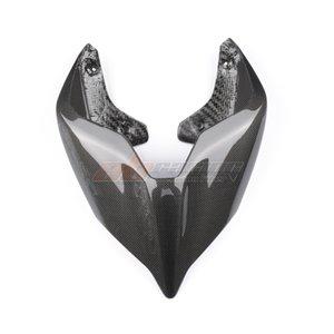 Мотоцикл черный светло-хвостовой крышкой обтекания для Ducati V4 V4S 2018 2019 полное углеродное волокно 100%